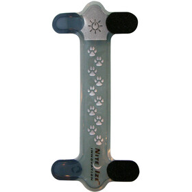 Nite Ize NiteDawg Collier pour chien, grey
